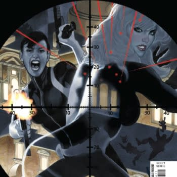 Invisible Woman #4 [Preview]