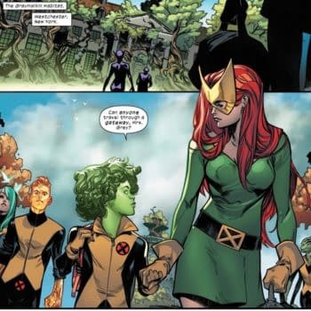 Moira MacTaggert Will Get Her Own Comic in Dawn Of X