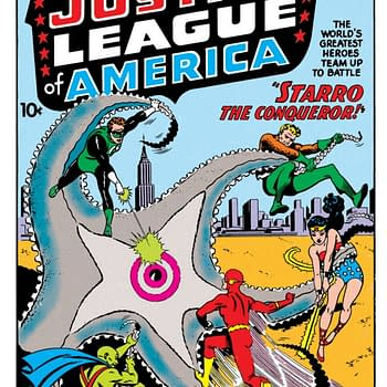 Bringing Back the Justice League of America &#8211 the Second Generation of the New DC Comics Timeline