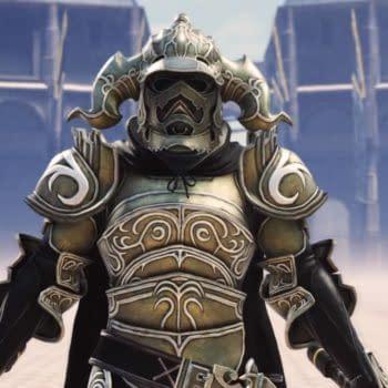 """Judge Magister Gabranth Makes His Way Into """"Dissidia Final Fantasy NT"""""""