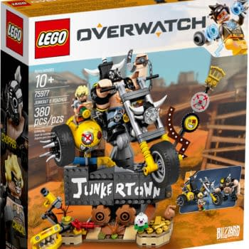 New Overwatch Collectibles Incoming with LEGO and NERF!