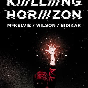 Jamie McKelvie and Matthew Wilson Launch Space Opera The Killing Horizon at Image in 2020