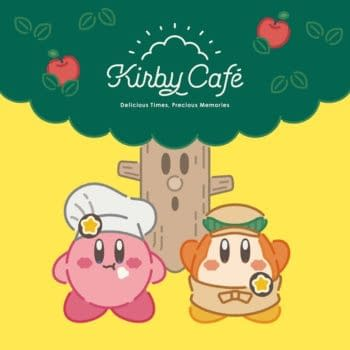The Kirby Cafe Will Be Getting A Permanent Home