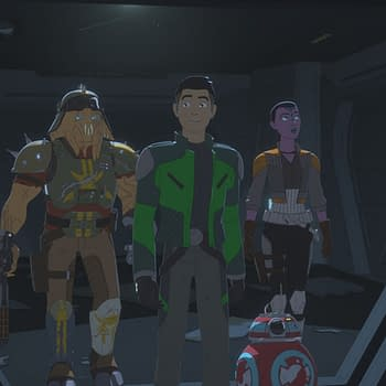 Star Wars Resistance Season 2 Episode 2 A Quick Salvage Run Proves Anything But [PREVIEW]