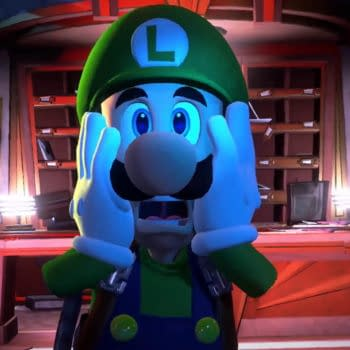 """First 4 Figures' """"Luigi's Mansion 3"""" Figure Is Appropriately Spooky"""