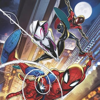 IDW Relaunches Marvel Action Spider-Man in January with Brandon Easton and Fico Ossio