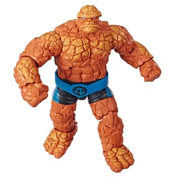 Marvel Legends Fantastic Four Series Announced At NYCC