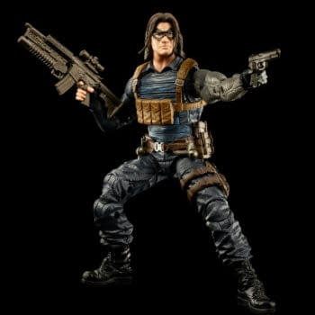 Marvel Legends Build A Figures Announced by Hasbro