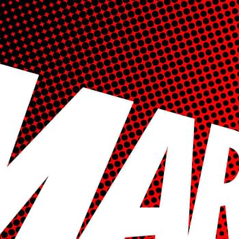 Graphic Design is Joe Quesadas Passion Possible New Marvel Logo [Update: Its Just Shoes]