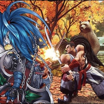 Samurai Shodown DLC Fighter Basara Releases Next Week