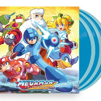 The Mega Man Original Soundtrack Collection Is Coming To Vinyl