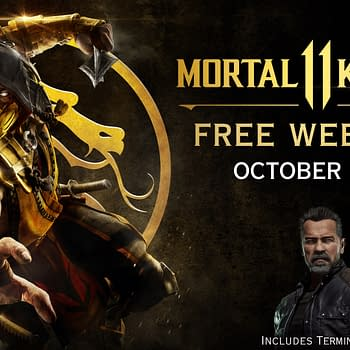 Mortal Kombat 11 Will Be Free This Weekend To Play