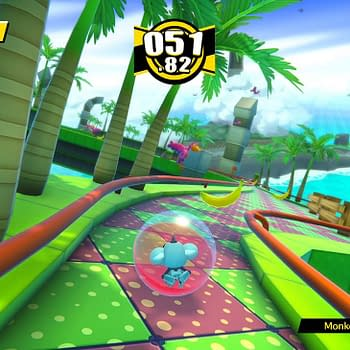 Go Bananas With Super Monkey Ball: Banana Blitz HD Out Now