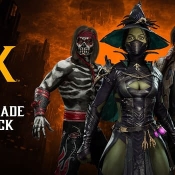Mortal Kombat 11 Gets Its Own Halloween-Themed In-Game Event