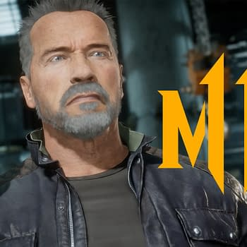 The Terminator Makes His Glorious Appearance In Mortal Kombat 11
