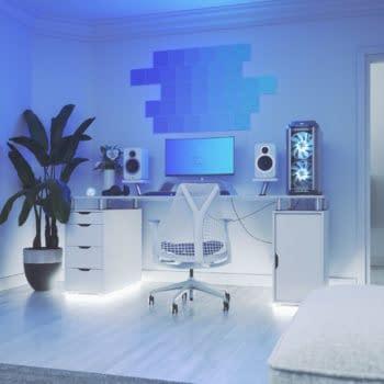 Nanoleaf Reveals The New Screen Mirror Light Panels