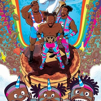 Evan Narcisse Austin Walker and Daniel Bayliss Are the Creative Team for The New Days OGN