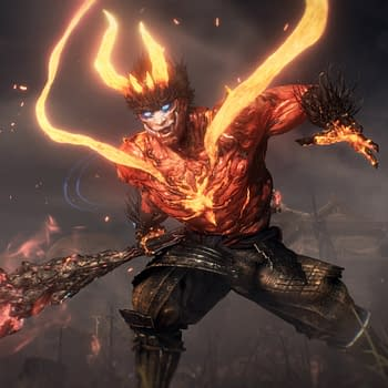 Nioh 2 Slashes Onto PlayStation 4 in Spring 2020