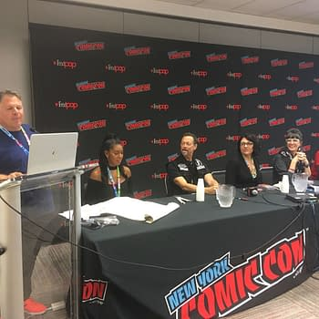 NYCC: On Social Media the Algorithm is its own AI
