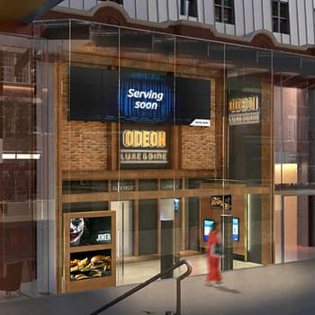 Odeon Opens New Luxe &#038 Dine Cinema &#8211 Of Course Its In Islington