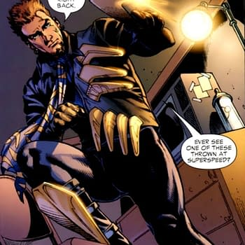Will Captain Boomerangs Kid Replace Barry Allen (and Wally West) as the Flash For DC Comics 5G (UPDATE)