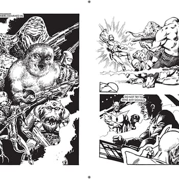 Starblazer to Reprint Some of Grant Morrisons Earliest Work