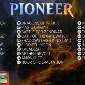 """On the Pioneer Format (and Early Financial Spikes) - """"Magic: The Gathering"""""""