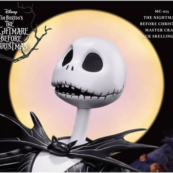 Jack Skellington Statue By Beast Kingdom Is Spooktacular