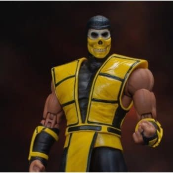 Scorpion Shows His True Face in BBTS Exclusive Figure