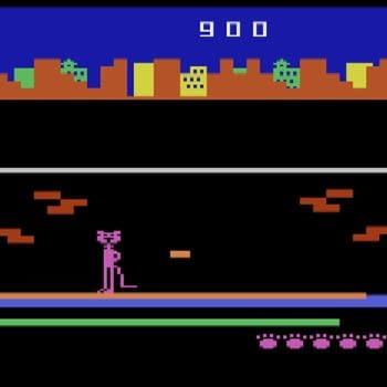 """A ROM Has Been Released Of Atari's """"Pursuit Of The Pink Panther"""""""
