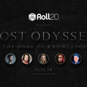 """Roll20 To Present """"Lost Odyssey"""" Autism Fundraiser Event"""