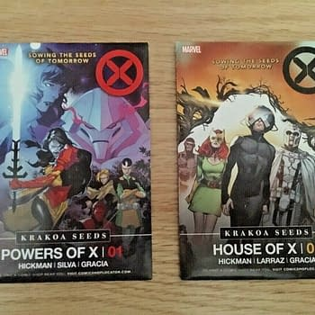 Did the House Of X Sow the Seeds of Its Undoing in Powers Of X #6 Finale Spoilers&#8230