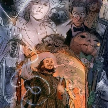 G. Willow Wilson Takes Over The Dreaming at Sandman Universe