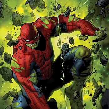 Marvel Extends Immortal Hulk Franchise With Spider-Man by Tom Taylor and Jorge Molina in January