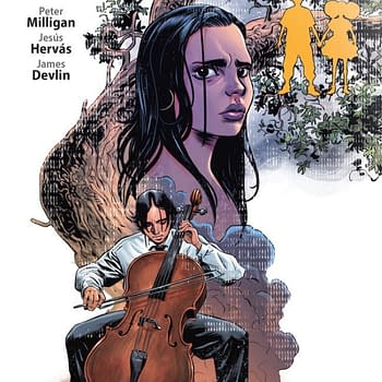 Peter Milligan and Jesus Hervas Infect Berger Books with Tomorrow in February