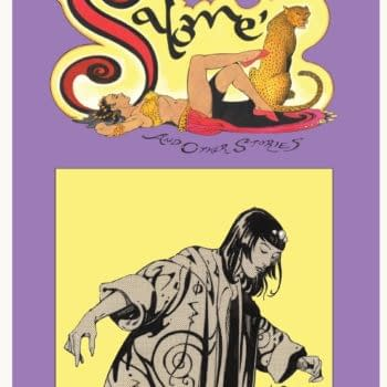 Dance Of The $50 Veils: Thoughts On P. Craig Russell's Salome And Other Stories Fine Art Edition