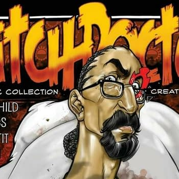 Oh the Indie Horror: WitchDoctor by Kenjji Jumanne-Marshall