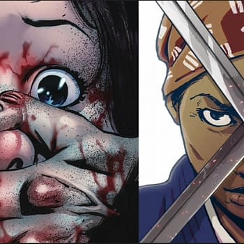 Oh the Indie Horror: Leave on the Light &#038 Harriet Tubman: Demon Slayer