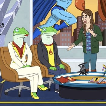 BoJack Horseman Lands Tough Love Punch on Captain Marvel [OPINION]