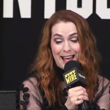 Felicia Day Compares Herself to Herpes Fungus and Glitter &#8211 Welcome to New York Comic Con #NYCC