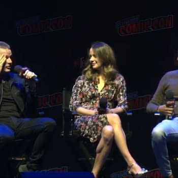 How James Marsters Undercut Joss Whedon From The Beginning Playing Spike With a Soul #NYCC