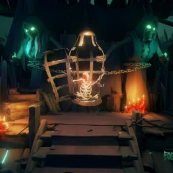 """""""Sea Of Thieves"""" Gets A Free October Update With """"Fort Of The Damned"""""""
