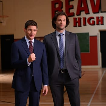 Supernatural Season 15 Atomic Monsters: Jensen Ackles Directs Delightfully Meta Episode [LIVE-TWEET TAKEAWAYS]