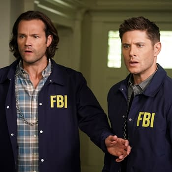 Supernatural Season 15 Raising Hell: So Hell Hath a Helluva Lot More Fury for Sam Dean &#038 Castiel [PREVIEW]