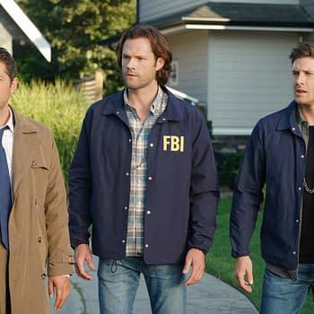 Supernatural: Misha Collins BDay Vid Marred by SPN Tape Ball Assault