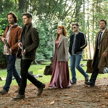 Supernatural Season 15 The Rupture: All Hells (Literally) Breaking Loose [PREVIEW]