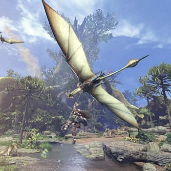 Monster Hunter World Official Complete Works Is Heading Westward In 2020