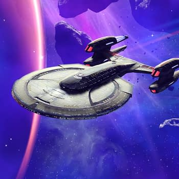 Hero Collector Reveals New Star Trek Online Starship Models