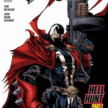 Spawn #302 Comes Back Down to $2.99 &#8211 and Gets a New Todd McFarlane Cover