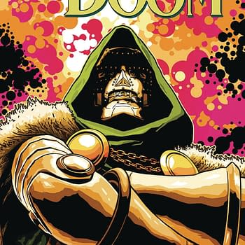 The Future Of The Marvel Universe Sees Doctor Doom as Its Much-Loved Leader (Spoilers)
